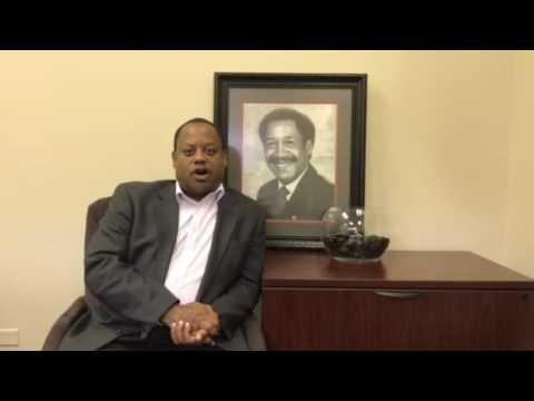Pioneer Awards - Mayor Eugene Sawyer