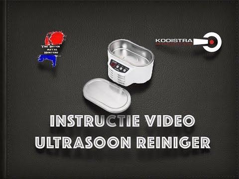 Instructie Video Ultrasoon