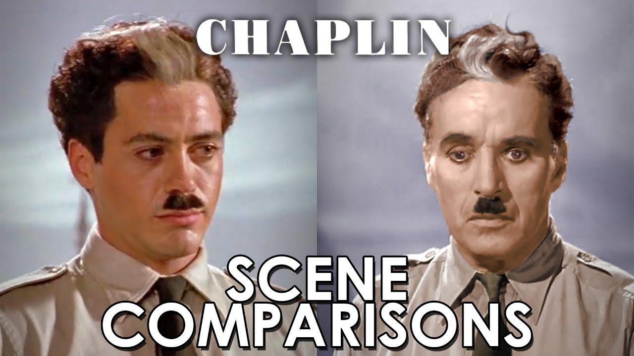 Download Chaplin (1992) - scene comparisons