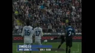 Stagione 2006/2007 - Inter vs. Catania (2:1)