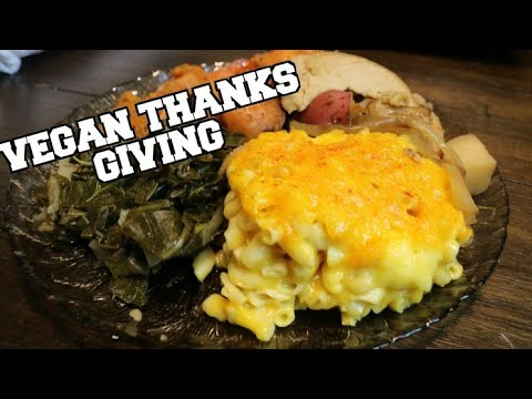 Vegan Thanksgiving Recipes With Flavor & Christmas  Holiday
