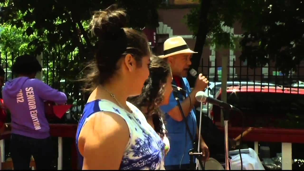 Memorial Day Puerto Rican cultural celebration - YouTube
