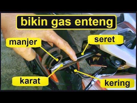 Trik Bikin Tarikan Gas Enteng