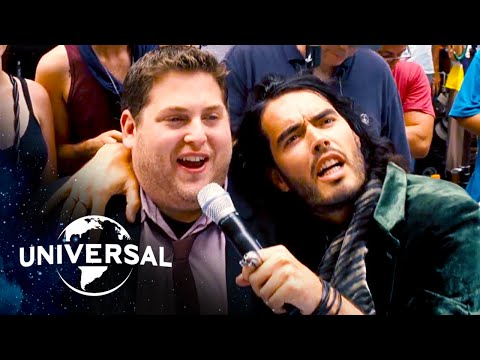 Funniest Aldous Snow (Russell Brand) Songs | Forgetting Sarah Marshall, Get Him To The Greek