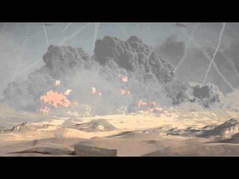 STAR WARS Battlefront - Super Star Destroyer Crash   Battle of Jakku