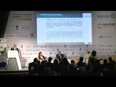Future Cities Forum   Energy Storage Part 1