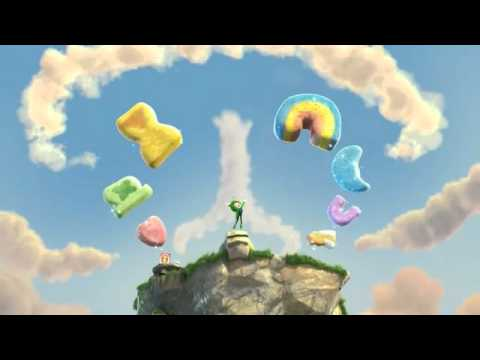 Lucky Charms TV Commercial,