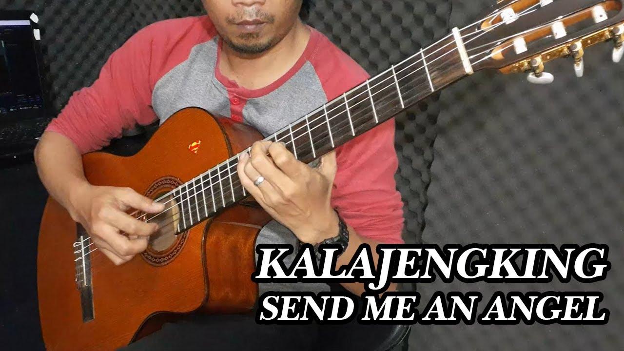 Scorpions - Send Me An Angel Guitar Fingerstyle