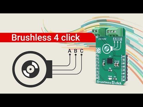 DC 5V-12V 15W BLDC 3-Phase Brushless Speed Controller Sensorless Motor Driver