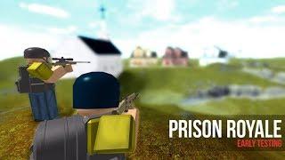 Roblox Prison Royale:YitoGames En Directo