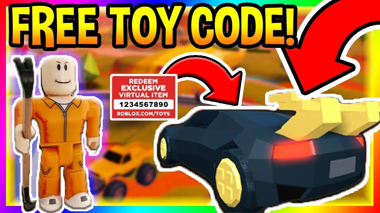 Roblox Jailbreak Toy Set 50000