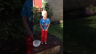 Ethan Stubbs ice bucket challenge