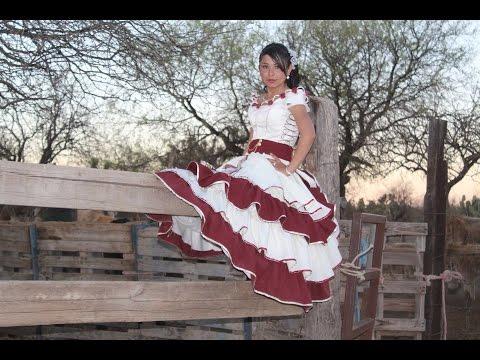 Baile de XV años en San Antonio de la Rosa [26 2 2017] Alegría Norteña