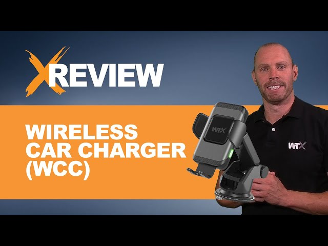 WTX XReview: WTX 10W Wireless Car Charger