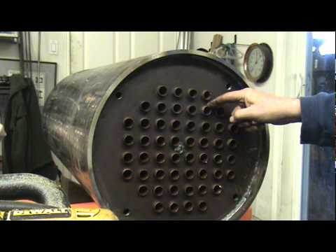 Rolling in Copper Boiler Tubes