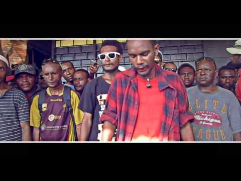 OutCast Crew & XplicitZ  Lae City Up Official Music Video 2015
