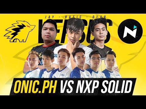 BASIC ONIC VS NXP SOLID