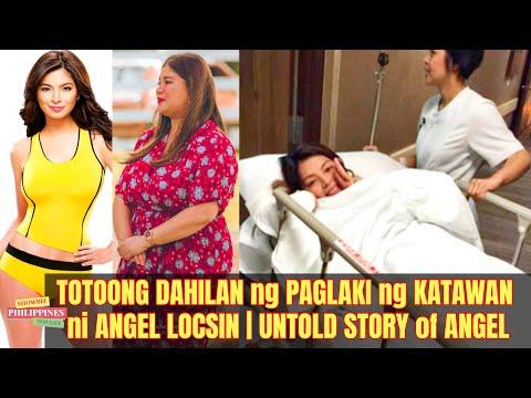 Download TOTOONG DAHILAN ng PAGLAKI ng KATAWAN ni Angel Locsin | UNTOLD STORY of ANGEL
