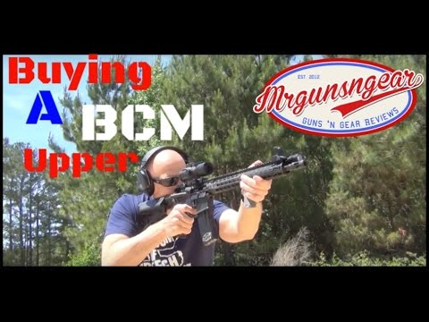 Buying A BCM AR-15 Upper & Lower Receiver Separately (HD)