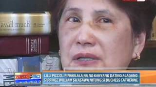 News To Go - Prince William's Pinay nanny talks about meeting Duchess Kate - 050411