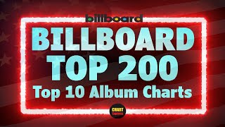 Billboard Top 200 Albums | Top 10 | July 11, 2020 | ChartExpress