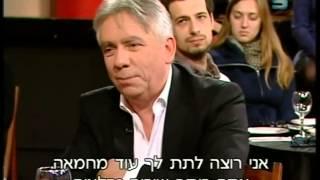 Cемен Слепаков - Интервью в Израиле