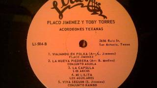 Flaco Jimenez y Tobby Torres - La Cacahuata / Peanuts