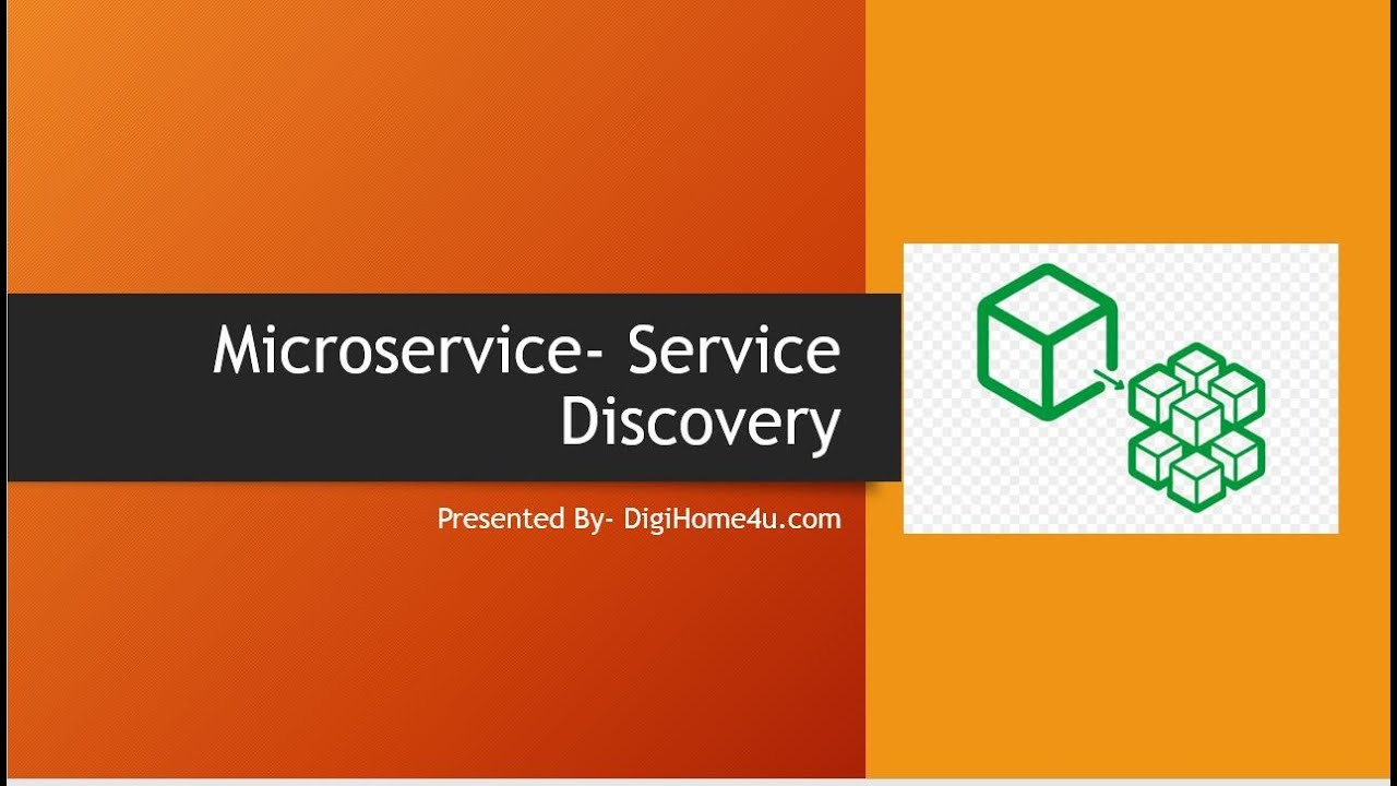 What is discovery service?| Micro service discovery service