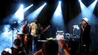 Transglobal Underground - Drums of Navarone (live Warsaw)