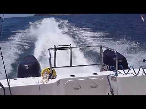 Kevlacat 2400 Offshore   Flat Water   Fast Cruise