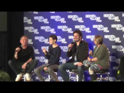 Gotham: Good Guys Panel