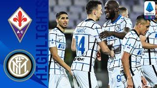 Fiorentina 0-2 Inter | Barella e Perisic, l'Inter batte 2-0 la Viola | Serie A TIM