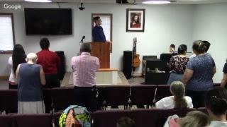 (8-5-18) Biblical Numerology - Jesse Smith