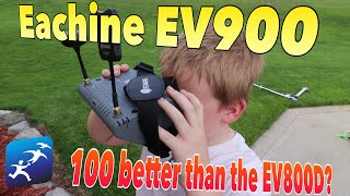 Totally unbiased Eachine EV900 Goggles review