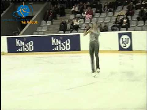 19 Carolina Kostner Senior Ladies Free Skate Challenge Cup 2012