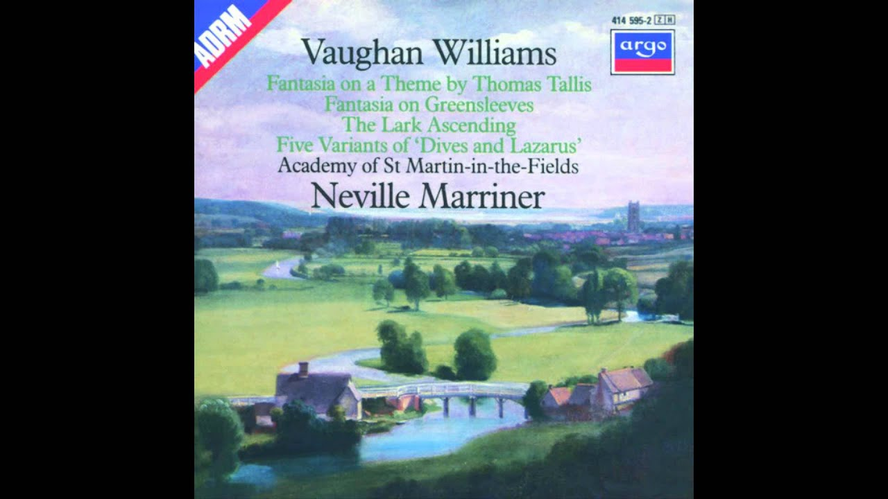 Vaughan Williams Fantasia On A Theme By Thomas Tallis Youtube
