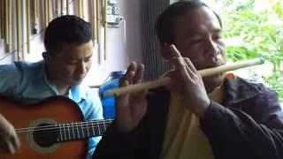 Anh vẫn hành quân sáo trúc Ns Khánh Tường ghita Văn Anh   YouTube