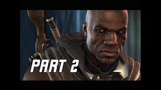 Assassin's Creed 4 Black Flag Walkthrough Part 2 - Adelwale (PC AC4 Let's Play)
