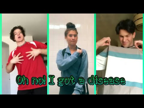 *NEW* Tik Tok Dance Trend| Oh no! I got a disease!| Tik Tok 2019 from YouTube · Duration:  2 minutes 58 seconds