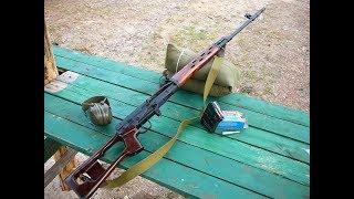 Охотничий карабин КО СВД (снайперская винтовка Драгунова).