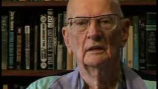 Arthur C Clarke Sci-fi writer celebrates his 90th birthday