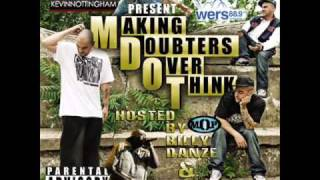 M-Dot - Run For Cover (Remix) Ft. Tek & Billy Danze