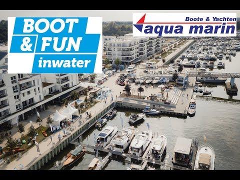 Boot & Fun Inwater 2019 In Der Marina Havelauen In Werder (Havel)