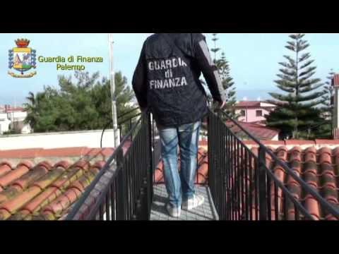 Palermo, Guardia di Finanza - Operazione il Monaco