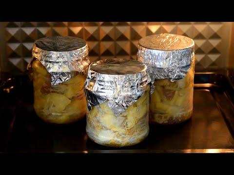 Что я готовлю, когда в холодильнике НЕ ГУСТО! Уникальный способ для тех у кого нет времени готовить!
