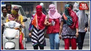 Severe Heat Across North India