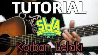 Tutorial Gitar Stand Here Alone Korban Lelaki VERSI AS LAST HOPE
