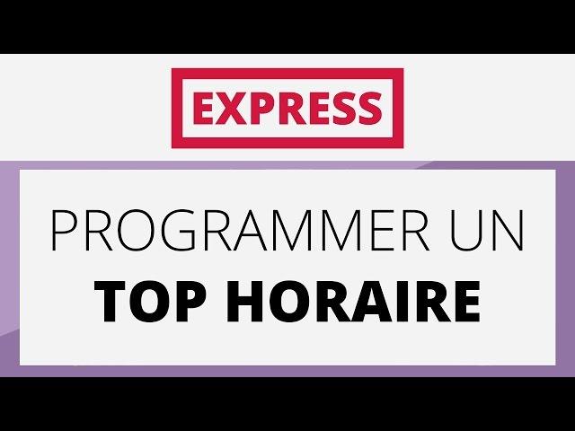 Créer sa radio EXPRESS - Tutoriel - RadioDJ : Comment programmer un Top Horaire ?