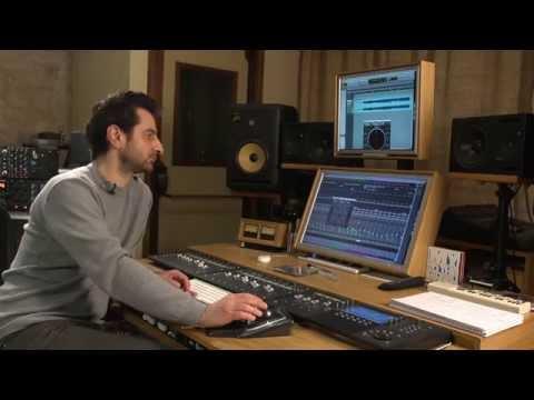 """En direct avec Stéphane Briat : best of et mixage du titre """"Ticky Ticky"""" de Owlle avec Pro Tools HDX"""