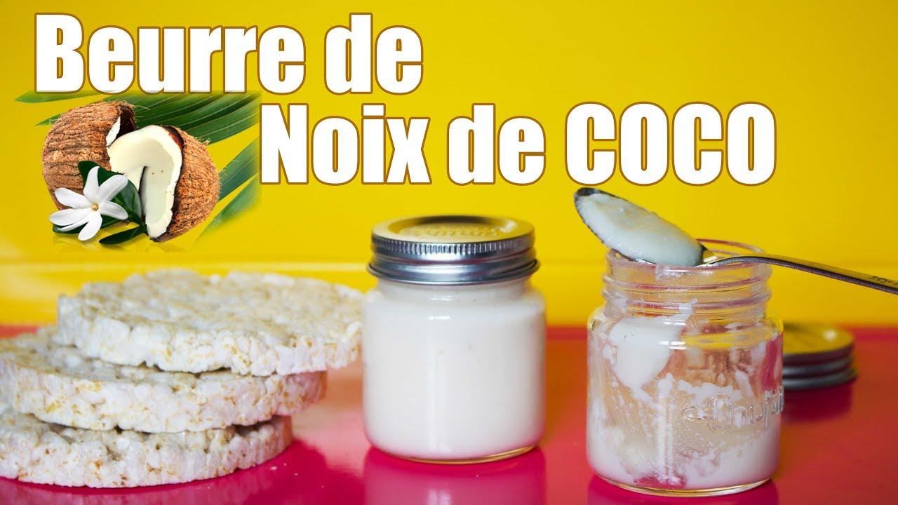 Comment faire du beurre de coco maison segu maison - Comment faire du lait de coco ...